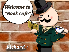 Book Cafeキャラクター